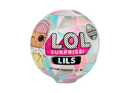 L.O.L. Surprise Lils Laleczka lub Zwierzątko Niespodzianka