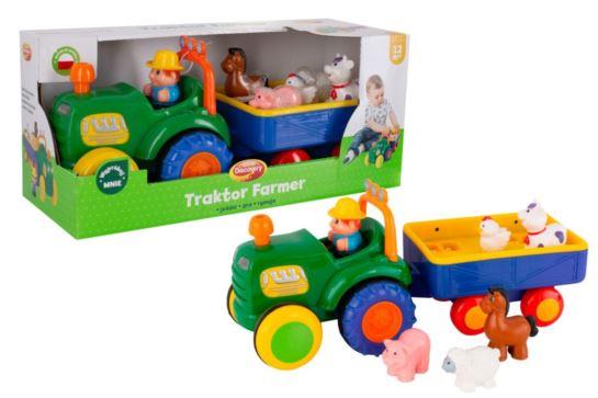 Dumel Traktor Farmer 12 m