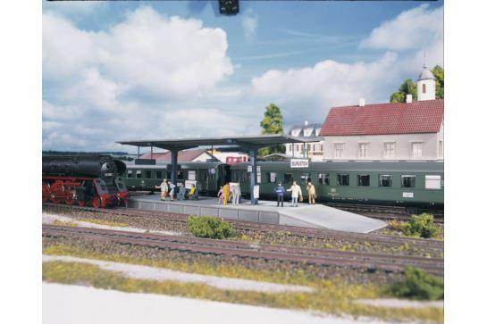PIKO 61821 Peron Kolejowy w Burgstein