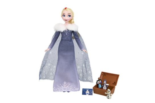 Lalka Elsa Kraina Lodu Frozen 28 cm Hasbro C3383