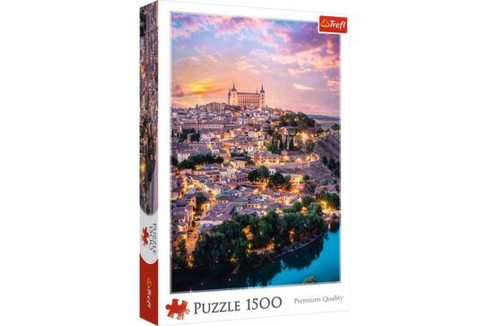 Puzzle trefl 1500 el. Toledo Hiszpania
