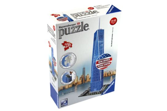 Puzzle 3D 216 el. New World Trade Center Ravensburger
