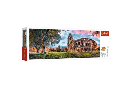 Puzzle Trefl Panorama 1000 el Koloseum o Poranku