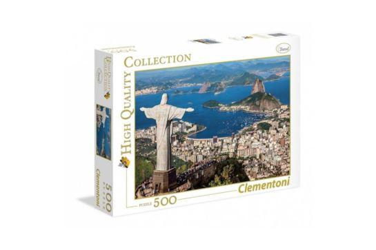 Puzzle Clementoni 500 el. Rio De Janerio