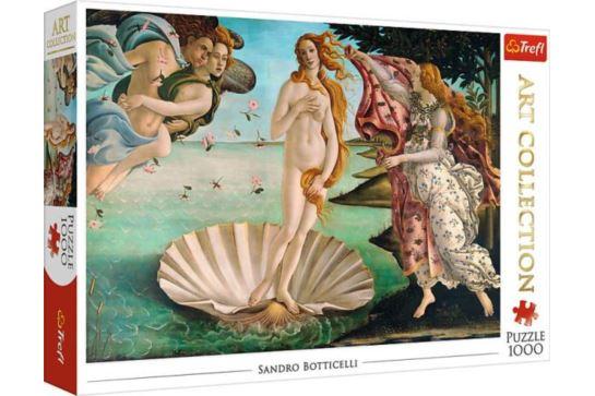 Puzzle Trefl 1000 el. Narodziny Venus Wenus Sandro Botticelli