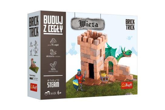 Buduj z Cegły Wieża S Brick Trick