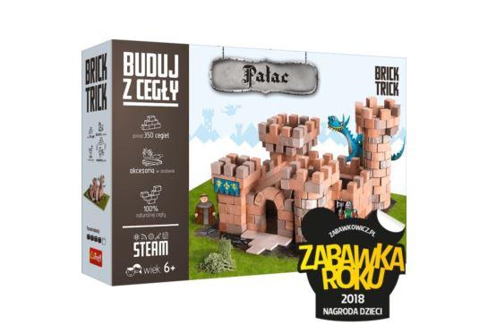 Buduj z Cegły Pałac Zamek XL Brick Trick
