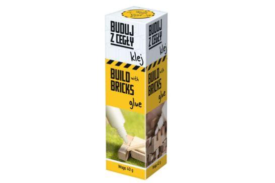 Buduj z Cegły - Klej 40g Brick Trick