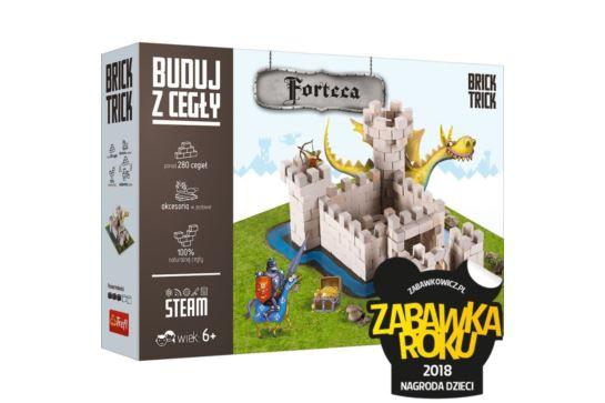 Buduj z Cegły Forteca L Brick Trick