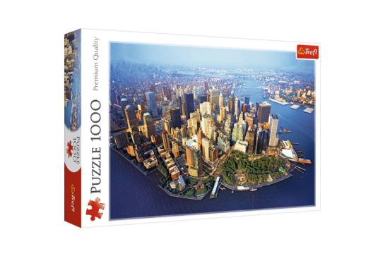 Puzzle Trefl 1000 el. Nowy Jork New York