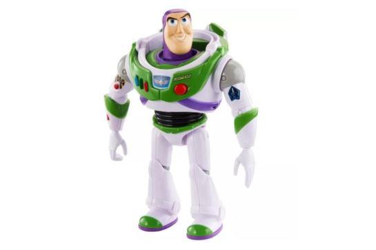 Toy Story 4 Mówiący Buzz Astral PL Figurka 18 cm