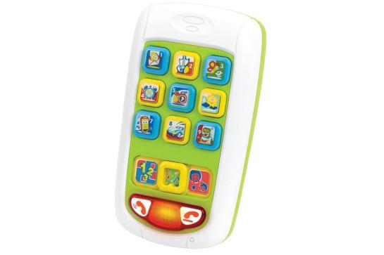 Rymujący Smartfonik Telefon Dumel Discovery 12 m+