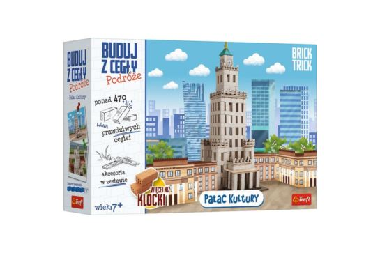 Buduj z Cegły Podróże Pałac Kultury