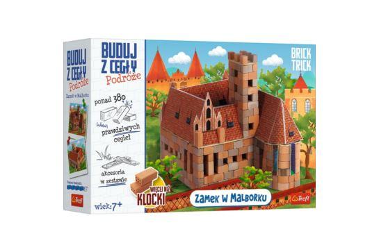 Buduj z Cegły Podróże Zamek w Malborku