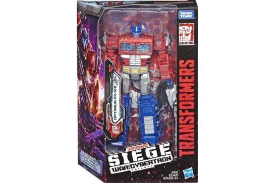 Figurka Transformers Optimus Prime Siege War Voyager