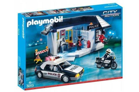 Playmobil 5013 Posterunek Policji z Więzieniem