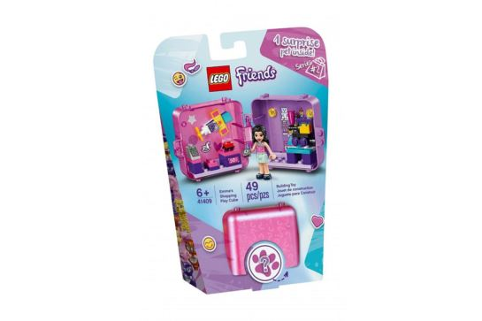 LEGO Friends 41409 Kostka Emmy Do Zabwy w Sklep