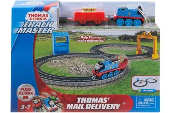 Tomek i Przyjaciele Trackmaster Zestaw Dostawa poczty