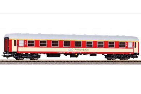 PIKO 97613 wagon Osobowy 112A 1 kl. Przewozy Regionalne Olsztyn Ep.VI