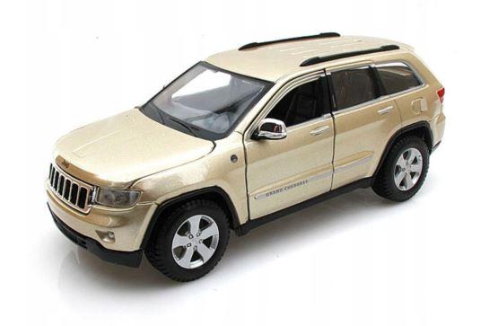 Maisto 1:24 Model Jeep Grand Cherokee Laredo