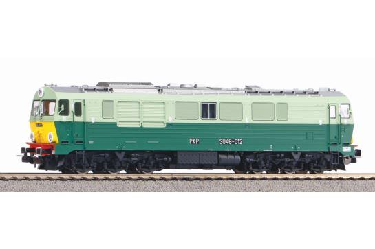 PIKO 52867 Lokomotywa Spalinowa SU46-012 PKP Ep.V