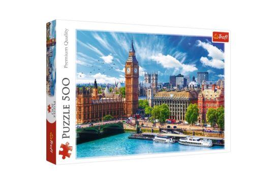 Puzzle Trefl 500 El. Słoneczny Londyn
