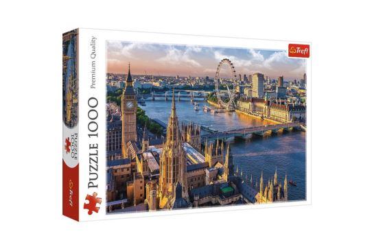 Puzzle Trefl 1000 El. Londyn Wielka Brytania