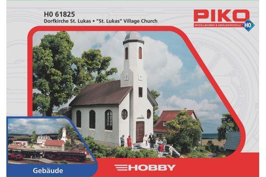 PIKO 61825 Kościół Św. Łukasza Model Budynku