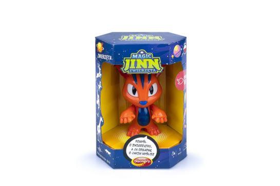 Magic Jinn Zwierzęta Dumel Discovery 60310