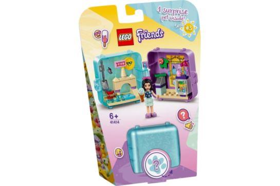 LEGO Friends 41414 Letnia Kostka Emmy