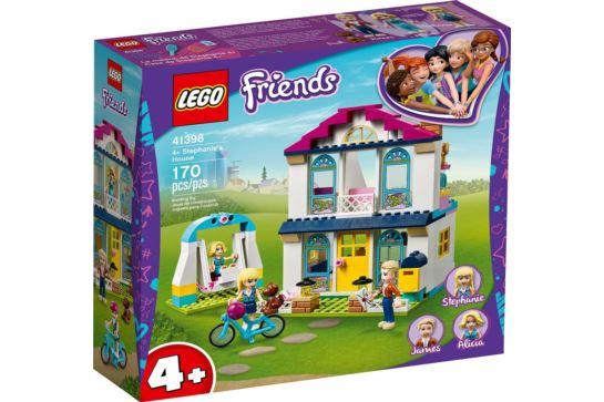 LEGO Friends 41398 Dom Domek Stephanie