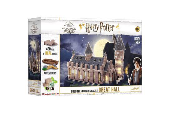 Buduj z Cegły Harry Potter Wielka Sala Brick Trick