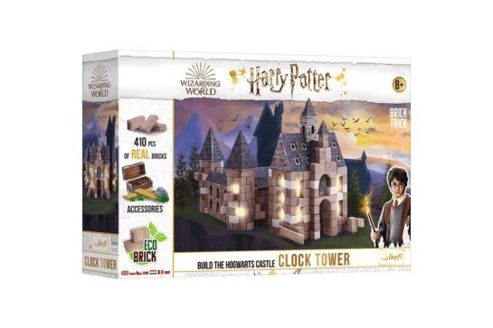 Buduj z Cegły Harry Potter Wieża Zegarowa Brick Trick