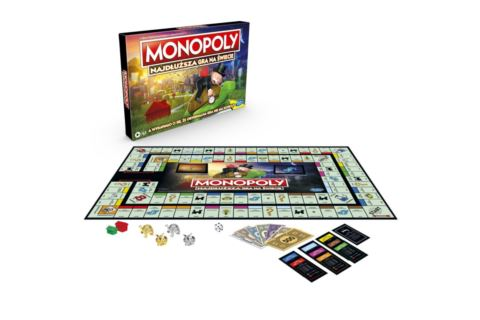 Monopoly Najdłuższa Gra Na Świecie Hasbro E8915
